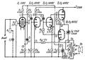 Схема соединения автомагнитолы к усилителю.